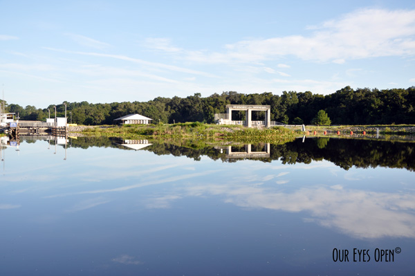 Moss Bluff Lock & Dam, Ocala National Forest, Florida