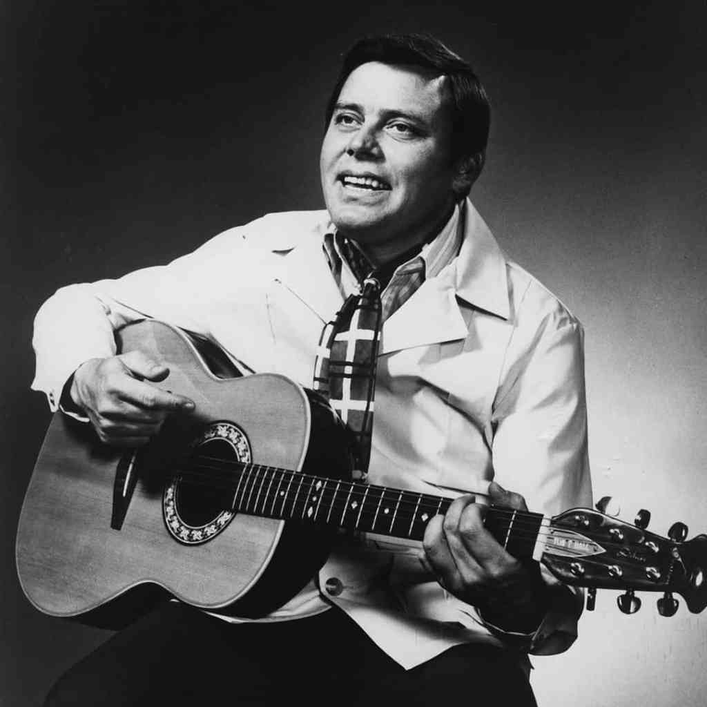 Tom T Hall, photo courtesy of Country Music Hall of Fame.