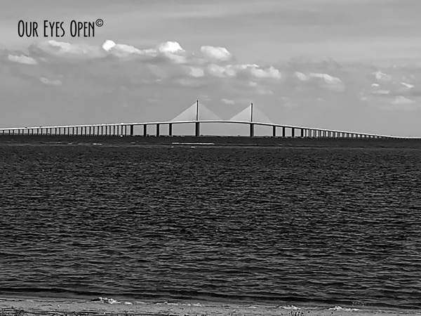 Danes Point Bridge in Jacksonville, Florida.