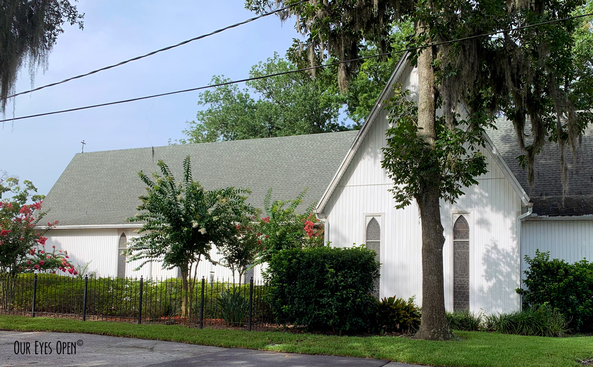St. Andrews Episcopal Church in Jacksonville, Florida.