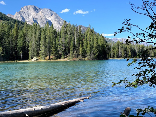 String Lake in Grand Teton National Park in September, 2019.