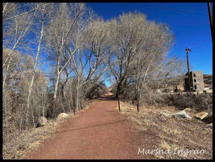 Peavine Trail, Prescott